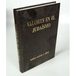 VALORES EN EL JUDAISMO