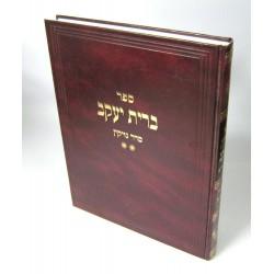 ברית יעקב - סדר נזיקין