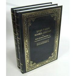 Maskil Leetan Tehilim 2 vol