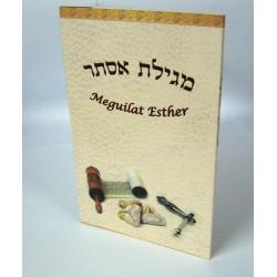 Meguilat Esther traduite brochee