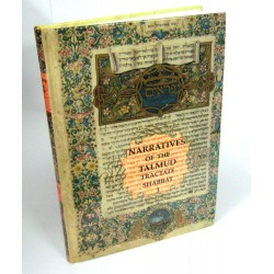 Narratives of the Talmud- Shabbat 2vol