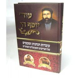 עוד יוסף חי - ר' יוסף דיין