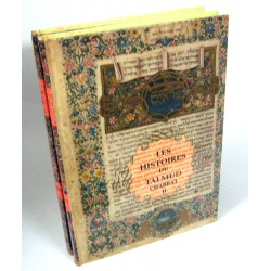 Les Histoires du Talmud Chabat 2vol