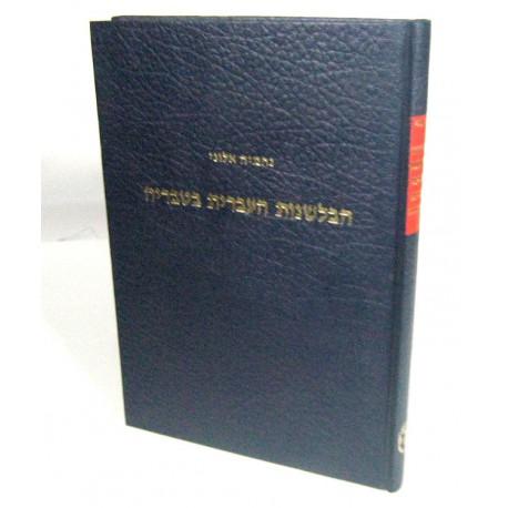הבלשנות העברית בטבריה