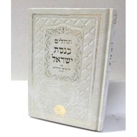 תהלים - כנסת ישראל